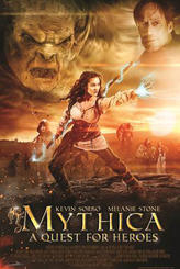 Mythica: A Quest for Heroes showtimes and tickets