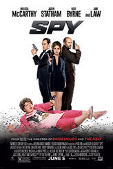 LIFF: Spy showtimes and tickets