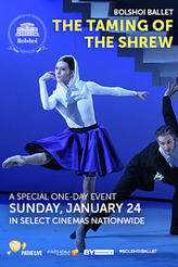 Bolshoi Ballet: Taming of the Shrew showtimes and tickets