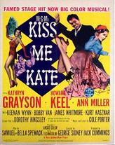 Kiss Me Kate / Miss Sadie Thompson showtimes and tickets