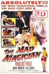 House of Wax / The Mad Magician showtimes and tickets