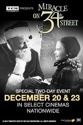 TCM presents Miracle on 34th Street showtimes and tickets
