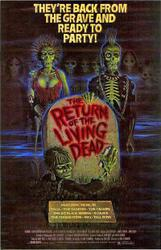 Return of the Living Dead / Night of the Creeps showtimes and tickets