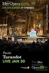 The Metropolitan Opera: Turandot LIVE showtimes and tickets