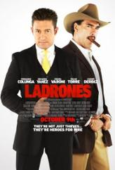 Ladrones showtimes and tickets
