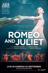 Romeo and Juliet (2015) showtimes and tickets