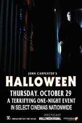 John Carpenter's Halloween showtimes and tickets