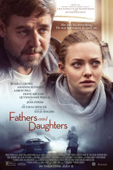 Fathers and Daughters showtimes and tickets