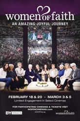 Women of Faith: An Amazing Joyful Journey showtimes and tickets