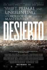 Desierto showtimes and tickets