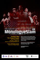 TCN Presents MonologueSlam UK - LA Edition showtimes and tickets