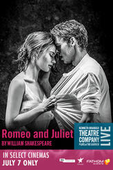 Branagh Theatre Live: Romeo and Juliet showtimes and tickets