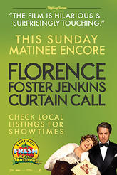 Florence Foster Jenkins Curtain Call showtimes and tickets
