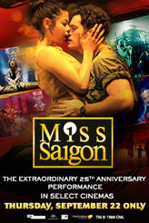 Miss Saigon: 25th Anniversary Performance showtimes and tickets
