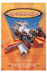 Chitty Chitty Bang Bang showtimes and tickets