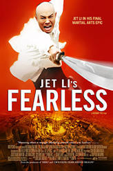 Jet Li's Fearless showtimes and tickets