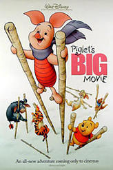Piglet's Big Movie - DLP (Digital Projection) showtimes and tickets