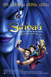 Sinbad: Legend of the Seven Seas - DLP (Digital Projection) showtimes and tickets