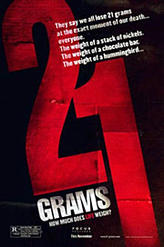 21 Grams - VIP showtimes and tickets