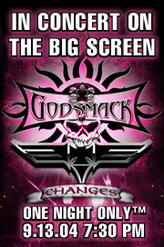 Godsmack Concert showtimes and tickets