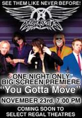 Aerosmith Concert showtimes and tickets