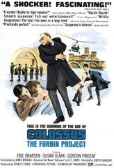 Colossus: The Forbin Project showtimes and tickets