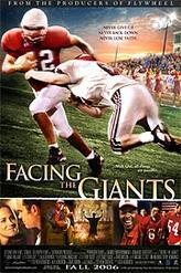 Facing the Giants showtimes and tickets