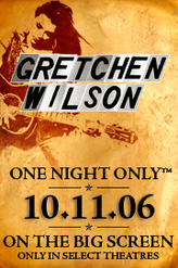 Gretchen Wilson showtimes and tickets
