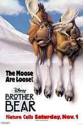 Brother Bear - Spanish Subtitles showtimes and tickets