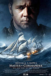 Master and Commander: The Far Side of the World - DLP (Digital Projection) showtimes and tickets