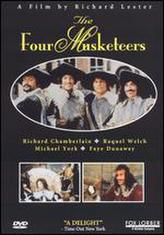 The Four Musketeers showtimes and tickets