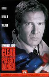 Clear and Present Danger showtimes and tickets