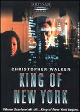 King of New York showtimes and tickets