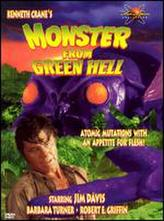 Monster From Green Hell showtimes and tickets
