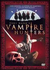 Tsui Hark's Vampire Hunters showtimes and tickets