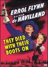 They Died With Their Boots On showtimes and tickets