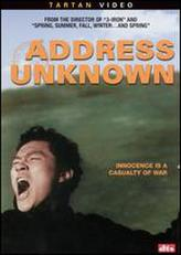 Address Unknown showtimes and tickets