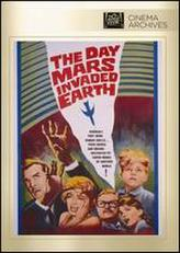The Day Mars Invaded Earth showtimes and tickets