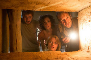 Best New Clips and Trailers: 'The Pyramid' and More