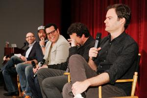 'Angry Birds' Stars Bring the Fun On- and Offscreen