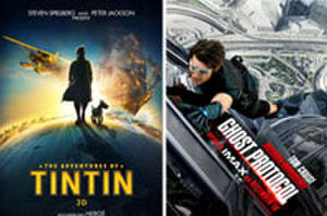 Tintin? Mission Impossible? Sherlock Holmes? What is Your Most Anticipated December Movie?