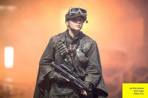 News Briefs: See New 'Rogue One' Photos, Plus: Rumored Villains for 'The Flash' Movie