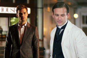 Christian Grey's Rival Set for 'Fifty Shades' Sequels