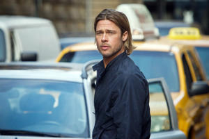 News Briefs: Brad Pitt, David Fincher Considering 'World War Z' Sequel
