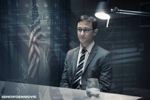 Watch: New 'Snowden' Trailer Debuts at Comic-Con