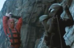 'G.I. Joe: Retaliation' One Big Scene: Anti-Gravity Ninja Fight on the Side of a Snowy Mountain!