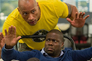 News Briefs: First Look at Dwayne Johnson and Kevin Hart in 'Central Intelligence'