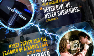 Time-Travel Movies Made Simple in One Infographic