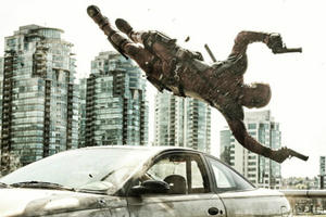 News Briefs: See 'Deadpool' Leap Over a Car; Liam Neeson Returning to Action