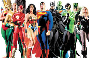 Bam! Pow! Zap! The All-Animated Edition ('Justice League'!)